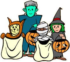 Halloween Costume Clipart .