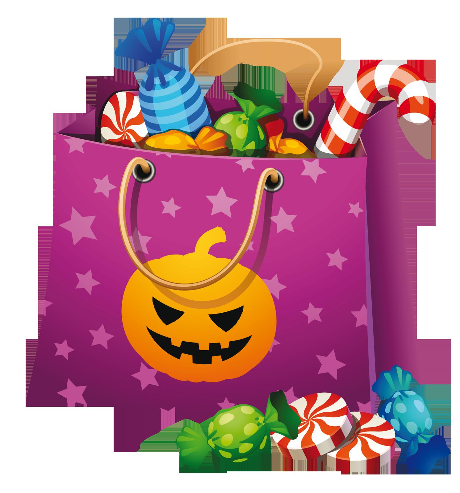 Halloween Candy Set Svg Cutti