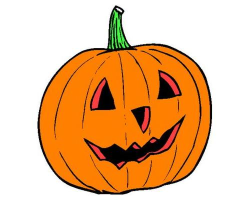 Halloween Pumpkin Clip Art