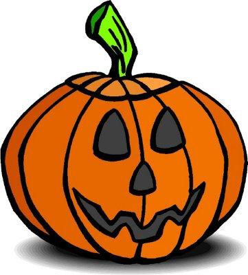 Halloween Pumpkin Clip Art ..