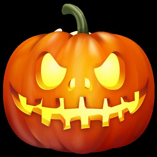 Halloween pumpkin clipart 2
