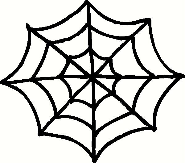 Halloween Spider Web Clipart Free Clipart