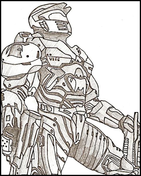 Halo Wars Clipart #1