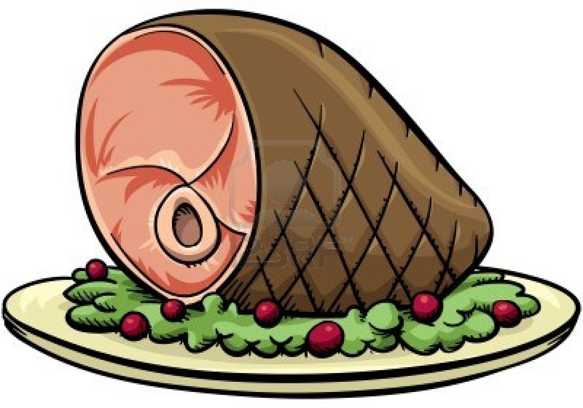 Ham Clip Art - JPEG Image #18 - Ham Clipart