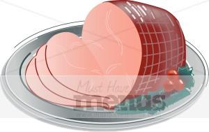 Ham Clipart - Ham Clipart