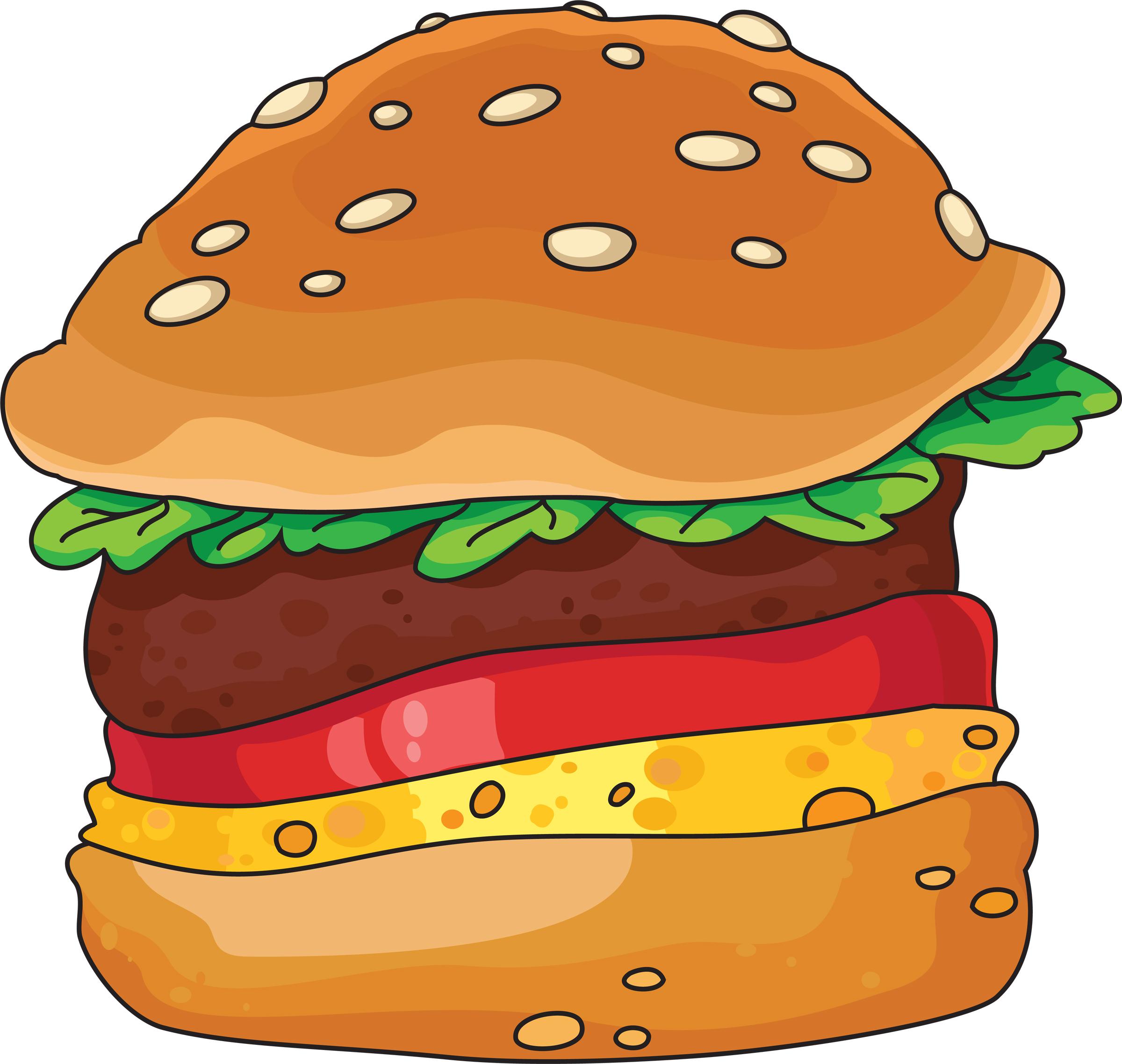 Hamburger Clip Art. Burger 20clip 20art
