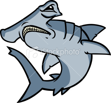 hammerhead shark clip art