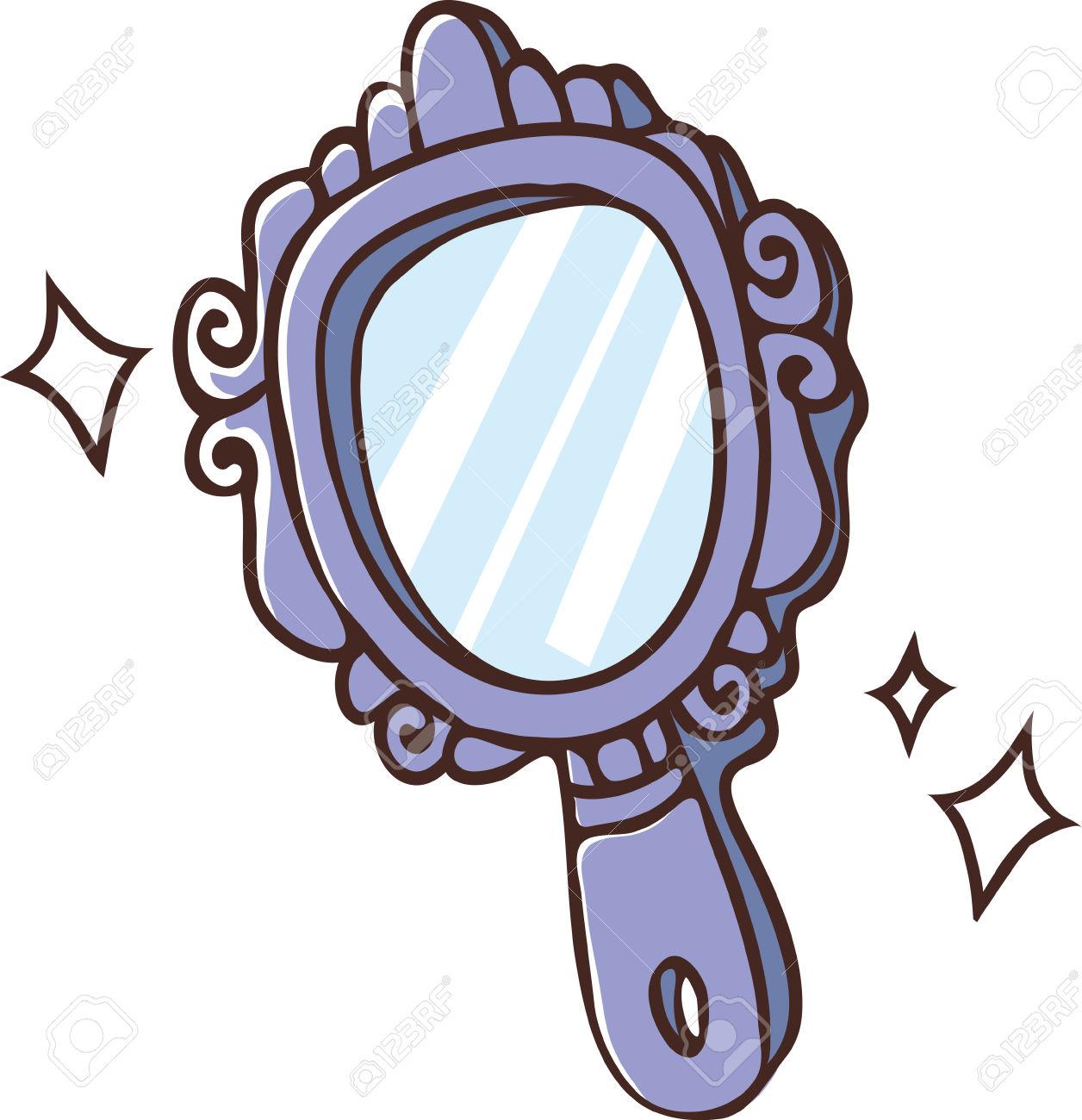 hand mirror clip art Gallery