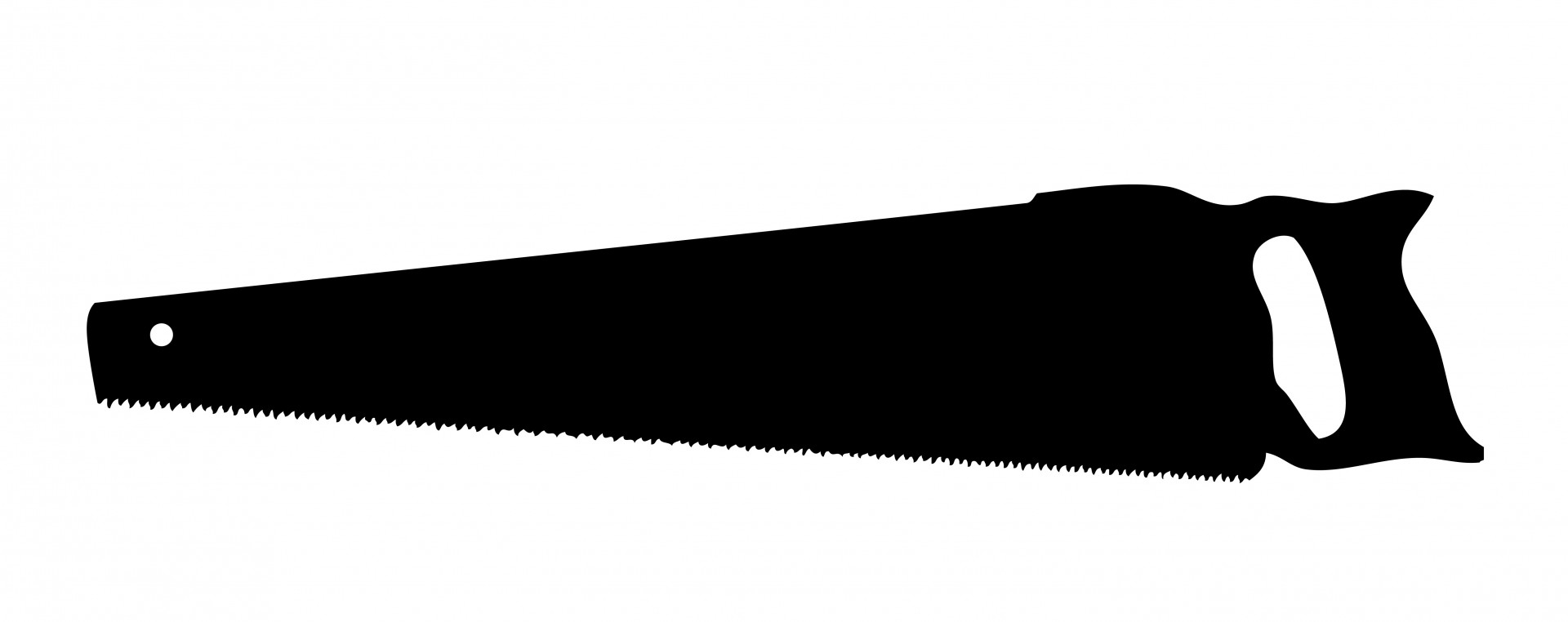 Hand Saw Clipart