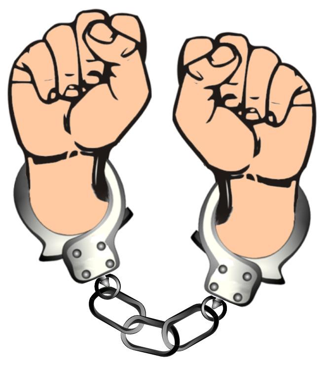 . hdclipartall.com Handcuffs Clipart 04 hdclipartall.com