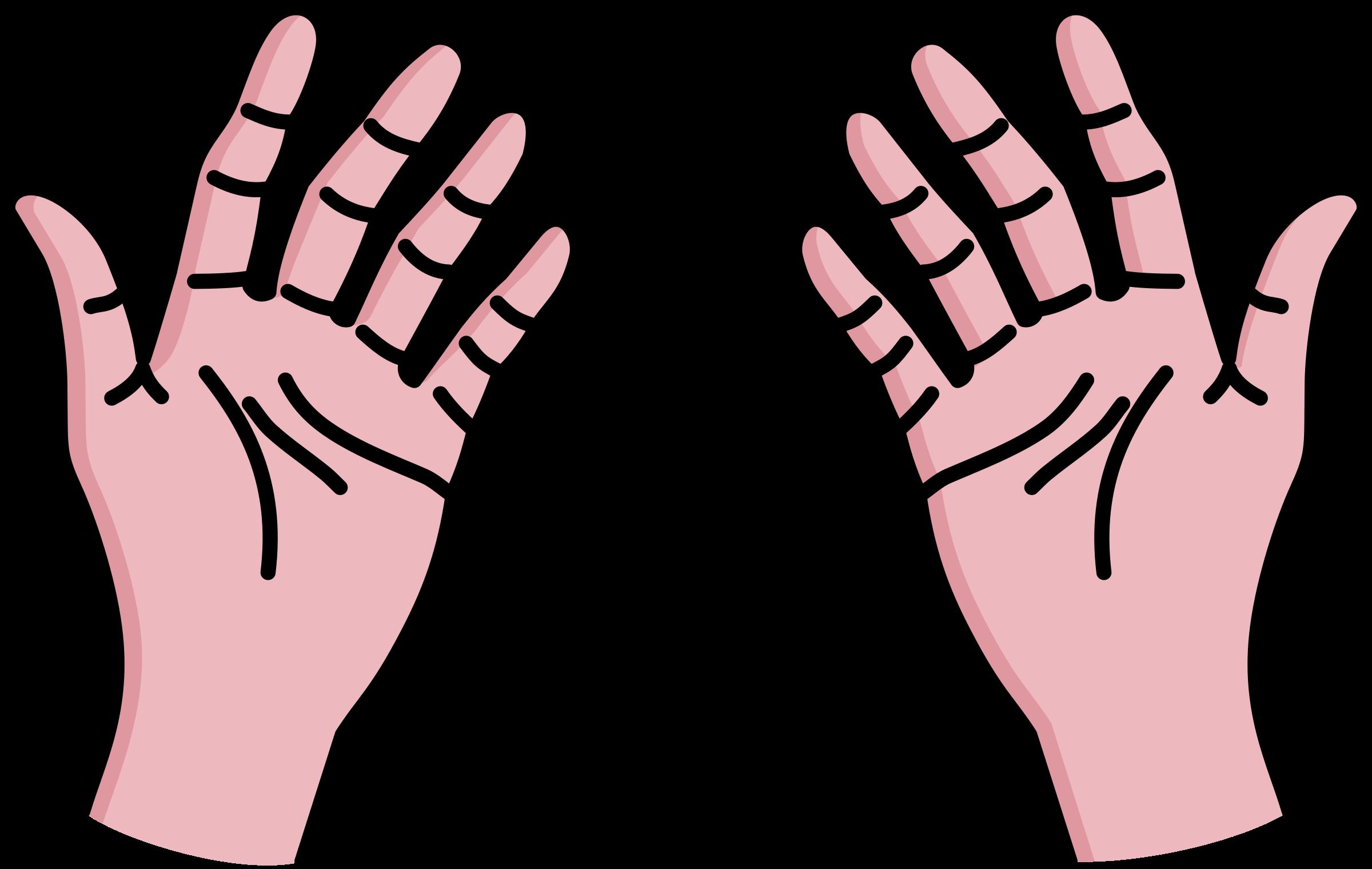 ... Hands Clip Art - clipartall ...