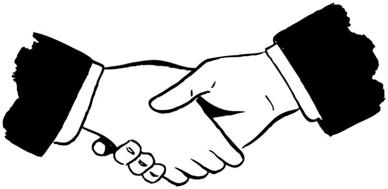 Handshake clipart handshake clip art image