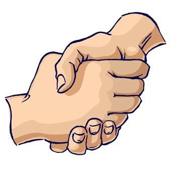 Handshake pictures clip art