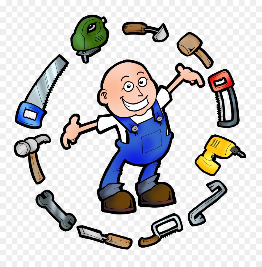 Handyman Free content Clip art - Handyman Tools Cliparts