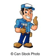 . hdclipartall.com handyman hammer - handyman holding a hammer.vector. hdclipartall.com hdclipartall.com