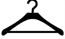 Hanger Clip Art
