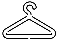 hanger clipart   Logo Yorkshire Hanger clip art - vector clip art online, royalty free