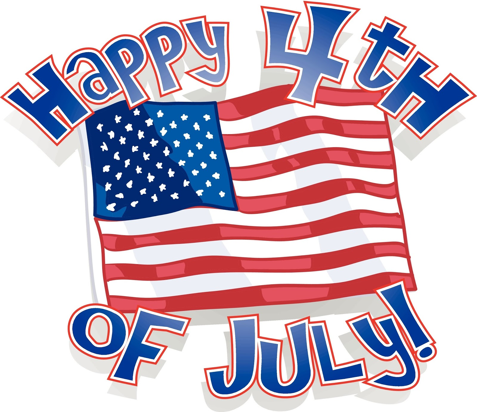 Happy 4th of July Icon for .