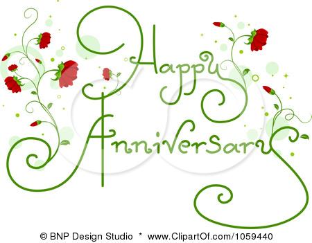 Happy Anniversary Clipart Rf Anniversary Cli 3d Happy Anniversary