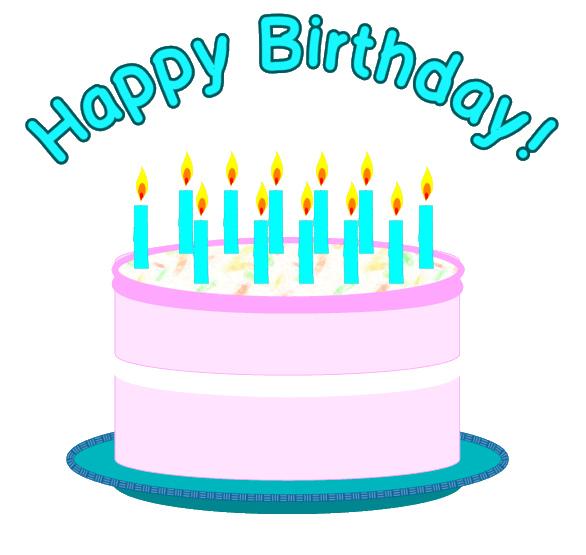 Happy Birthday Cake Clipart Sketch 9cm Flickr Photo Sharing