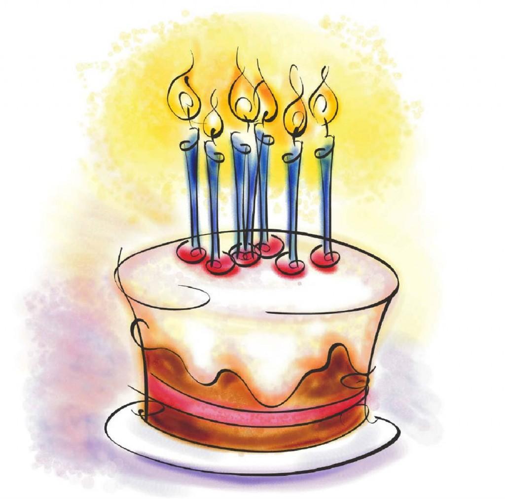 Happy birthday cakes clip art. Pix For u0026gt; Birthday Cakes For .