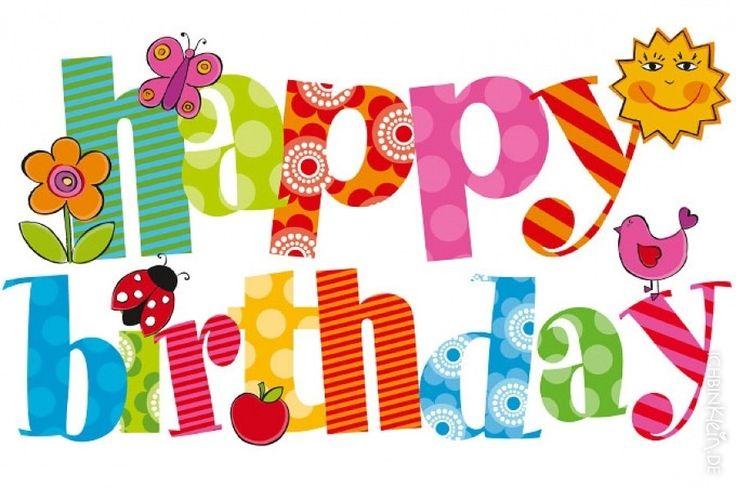 Happy Birthday Clip Art - Birthday Clip Art