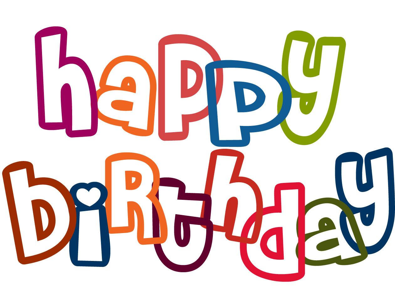 happy birthday clipart - Birthday Clip Art