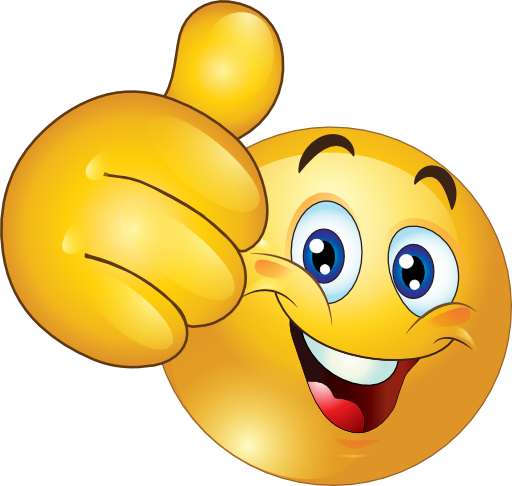 thumbs up clipart thumbs up happy smiley emoticon clipart royalty free  beginning space clipart
