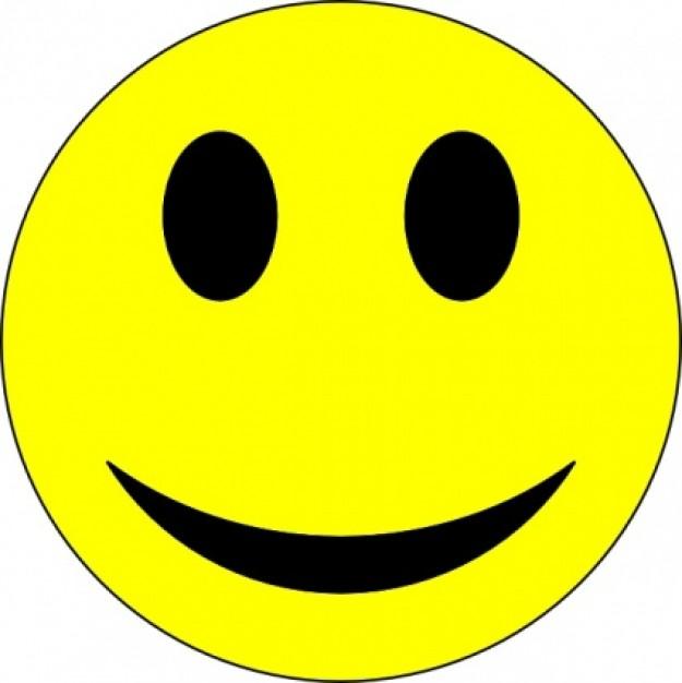 Happy Face Clip Art - Happy Face Clipart