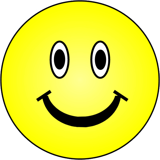 Happy face clip art that canpy and paste