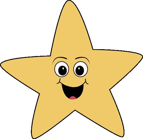 Happy Face Star. Happy Face Star Clip Art ...