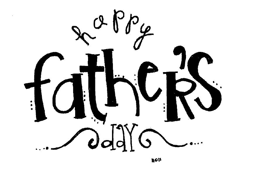 happy fathers day hand ... Quoteko Com