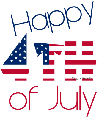 ... Happy Fourth of July Clip Art u2013 Clipart Free Download ...