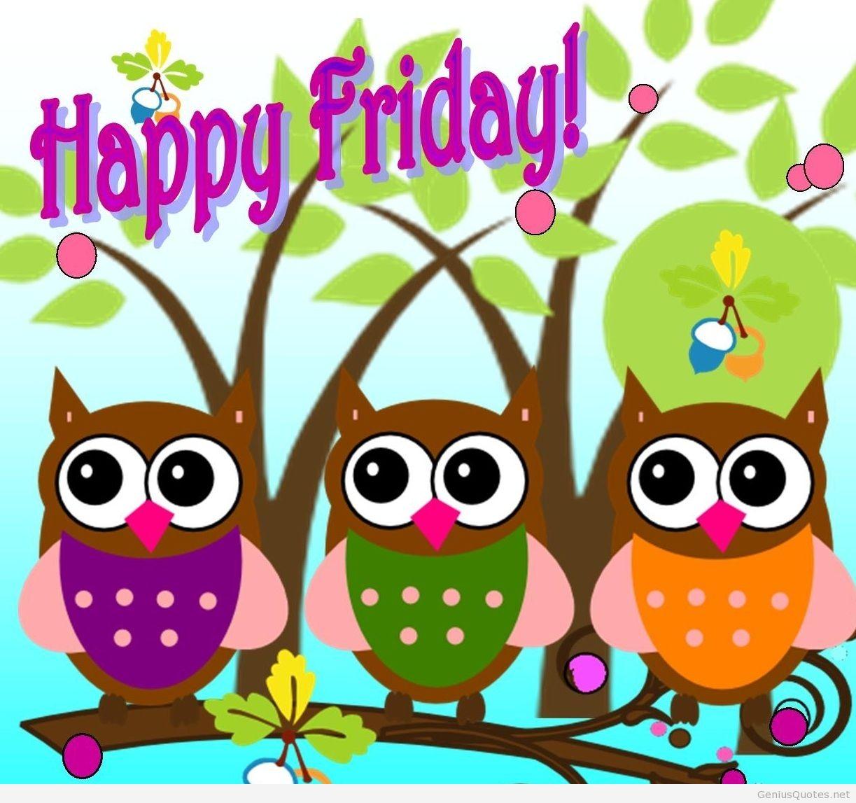 Happy Friday Quotes Funny Happy Friday Clipart Cartoon 20140904120643