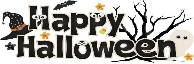 Happy Halloween Clip Art Happy .