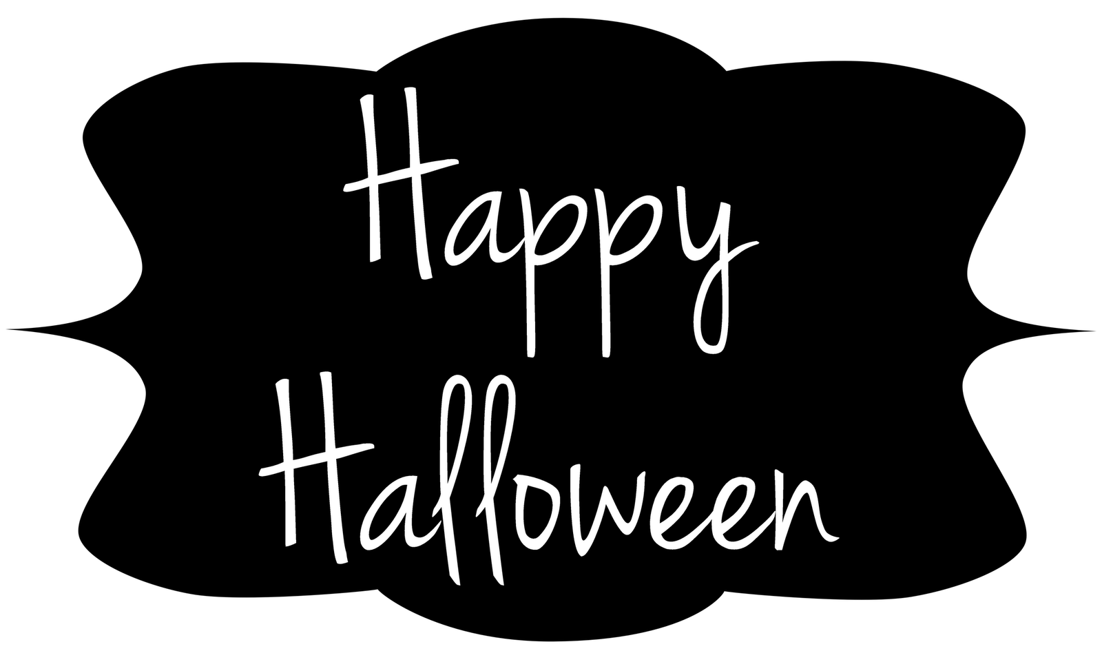 Happy Halloween Clipart Free Large Images