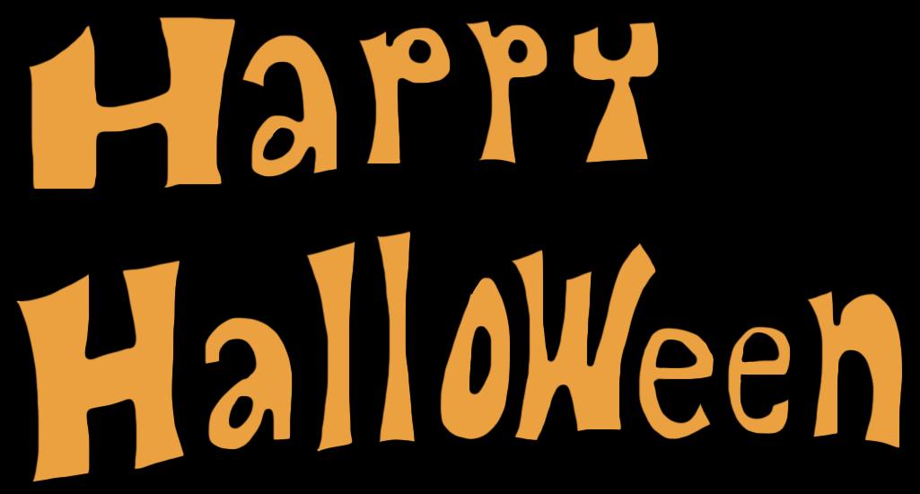 ... Happy halloween clipart transparent ...