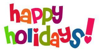 Happy holidays dr karen .