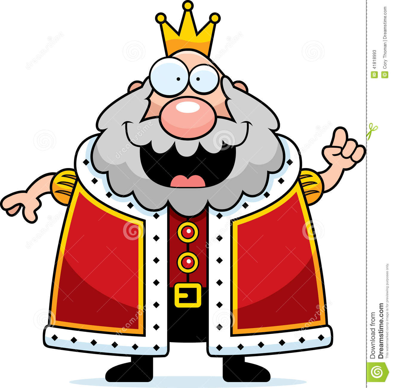 Happy King Clipart