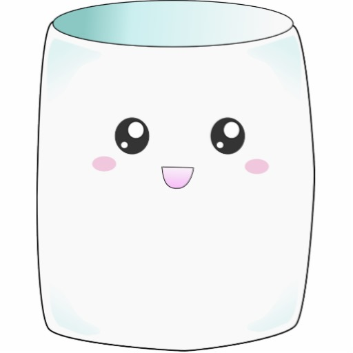 Happy Marshmallow In Hot Chocolate Clipart Free Clip Art Images
