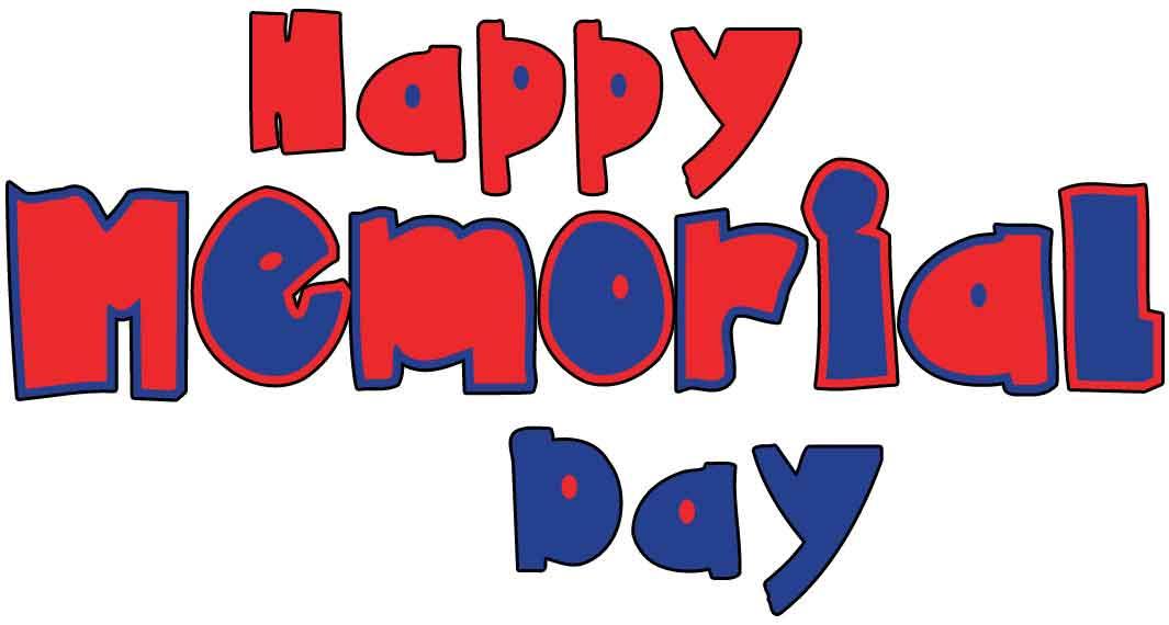 ... Happy memorial day free clip art ...