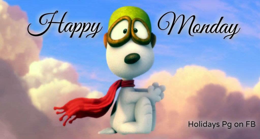 Happy Monday Clipart