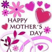 happy mothers day .