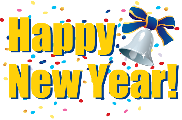 Free Happy New Year Clip Art - Clipart library