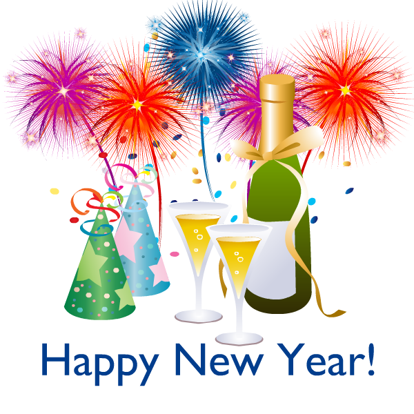 Happy New Year u0026middot; Posted By Michelle Reynoso At 8 36 Am .