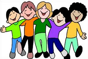 Happy People Clipart