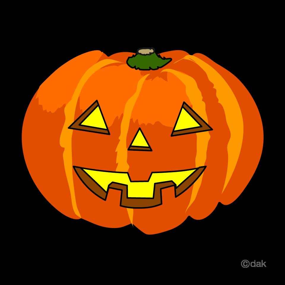 Happy Pumpkin Clip Art
