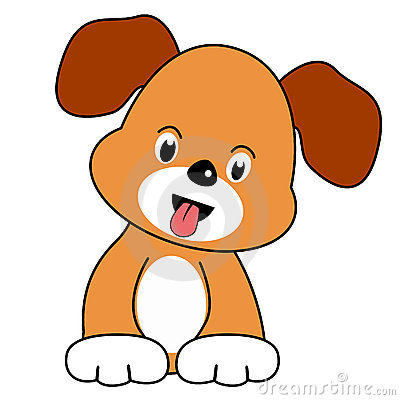 Happy Puppy Clipart Clipart Panda Free Clipart Images