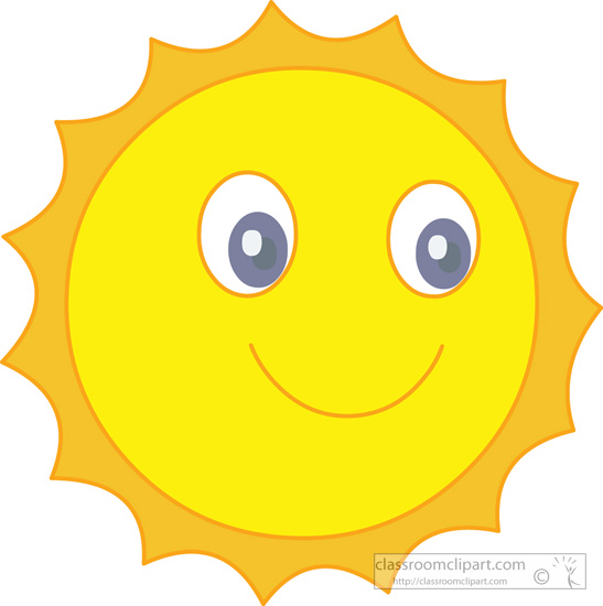 Happy sun clipart free images 2