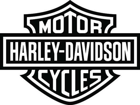 Harley Logo Clipart #1